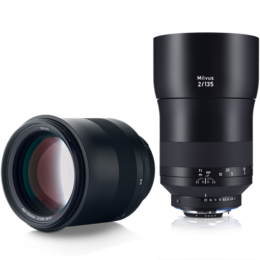 ZEISS Milvus 2/135 for Nikon DSLR Cameras (F-mount) product photo