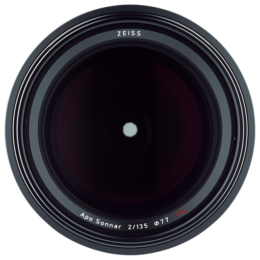 ZEISS Milvus 2/135 for Nikon DSLR Cameras (F-mount) product photo frontv3 PDP