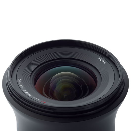 ZEISS Milvus 2.8/18 for Nikon DSLR Cameras (F-mount) product photo frontv4 PDP