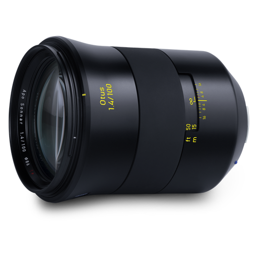 ZEISS Otus 1.4/100 for Canon DSLR Cameras (EF-mount) product photo frontv4 PDP