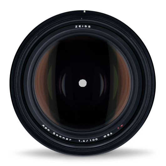 ZEISS Otus 1.4/100 for Canon DSLR Cameras (EF-mount) product photo frontv5 PDP