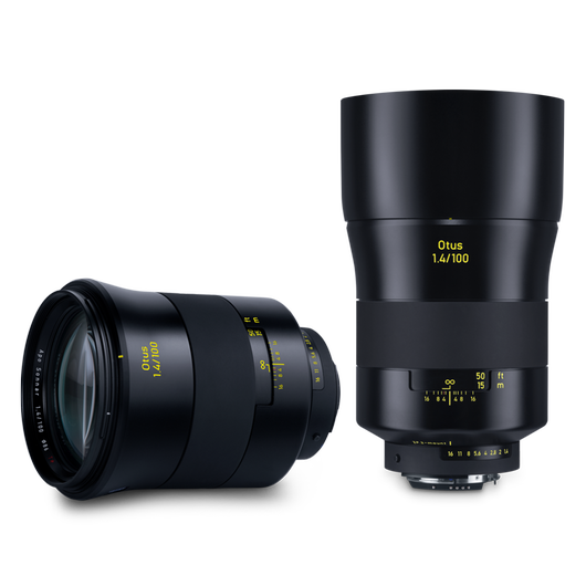 ZEISS Otus 1.4/100 for Canon or Nikon DSLR Cameras product photo
