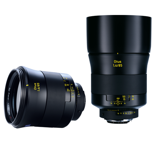 ZEISS Otus 1.4/85 for Nikon DSLR Cameras (F-mount) product photo