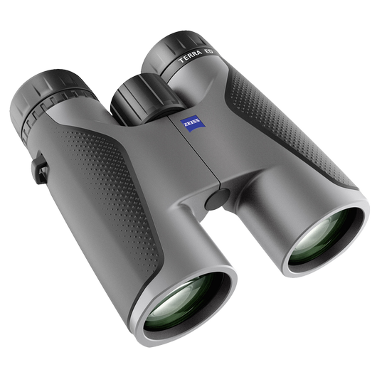 ZEISS Terra ED 8x42, Black/Grey product photo frontv2 PDP