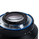ZEISS Milvus 1.4/50 for Canon or Nikon SLR Cameras product photo frontv5 XS