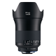 ZEISS Milvus 1.4/25 for Nikon DSLR Cameras (F-mount) product photo frontv1 XS