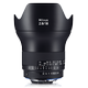 ZEISS Milvus 2.8/18 for Nikon DSLR Cameras (F-mount) product photo frontv1 XS